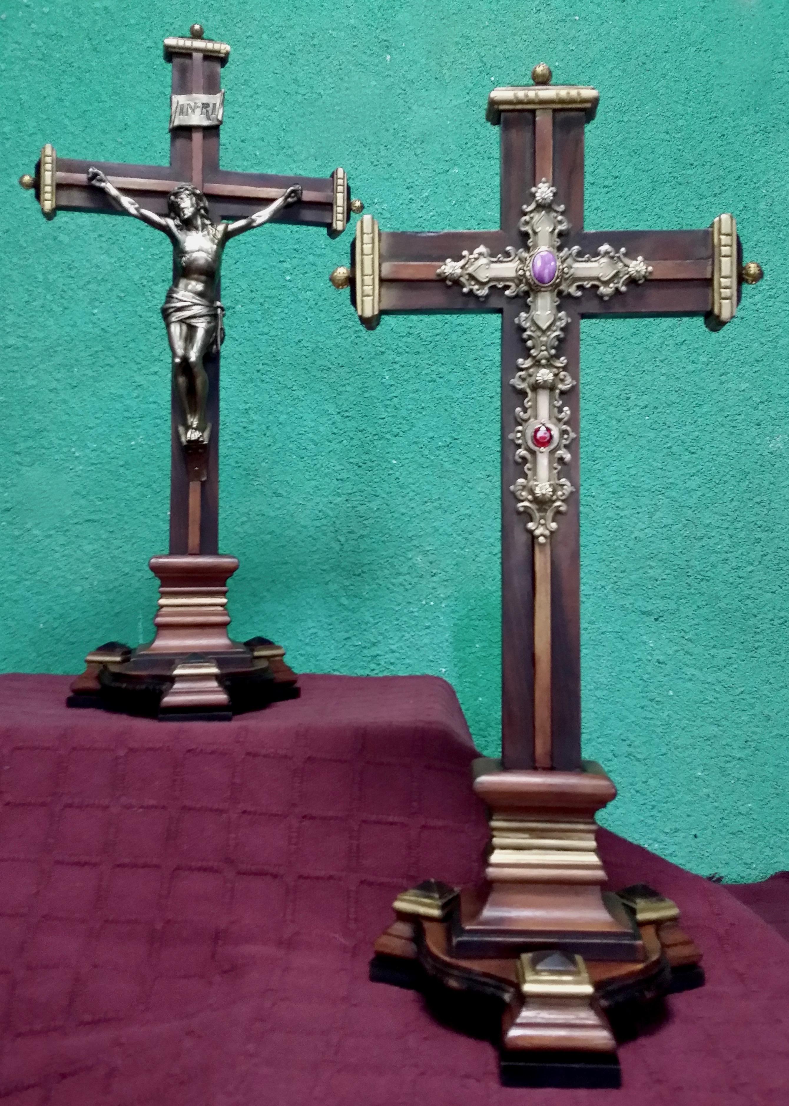 Restauración/Remodelacion Cruz Santa